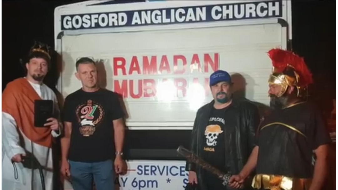 "Article heading image for ""Neo Nazis"" Allegedly Intimidate Gosford Church"