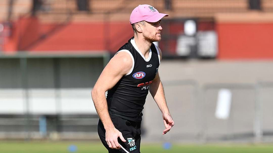 Article heading image for Robbie Gray Has Dropped Out Of AFLX