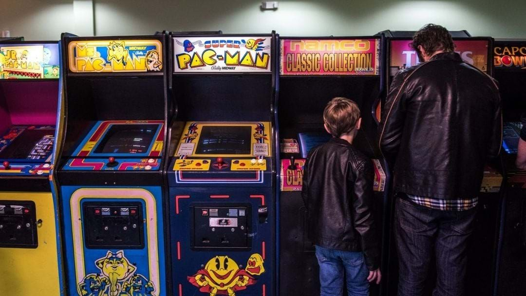 Article heading image for A Massive Gaming Arcade Opens On Monday