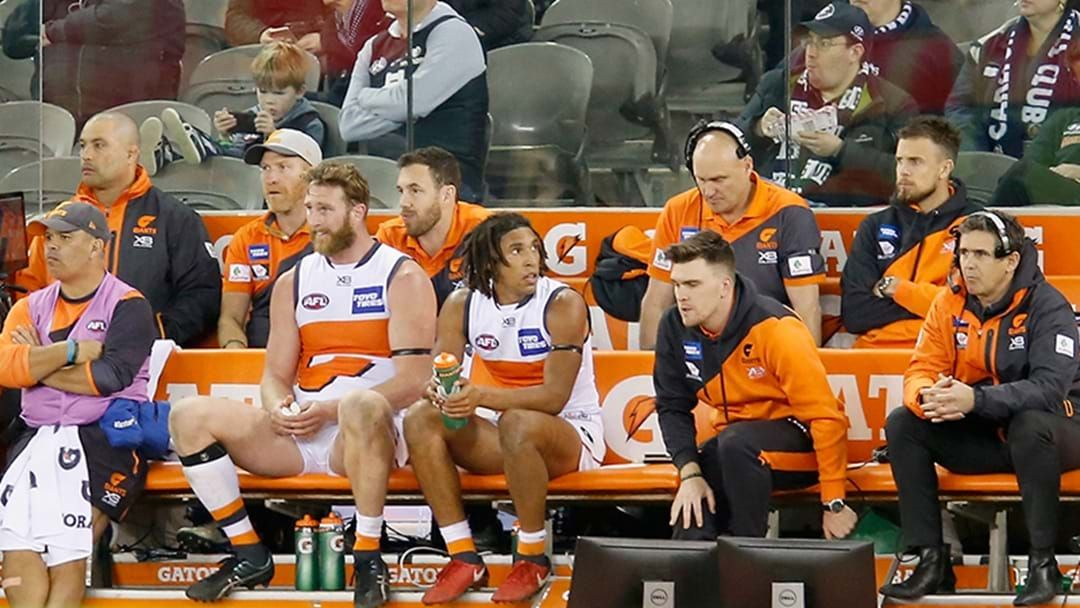 Article heading image for Eddie McGuire Thinks An Expansion Of The Interchange Bench Is Unlikely To Happen