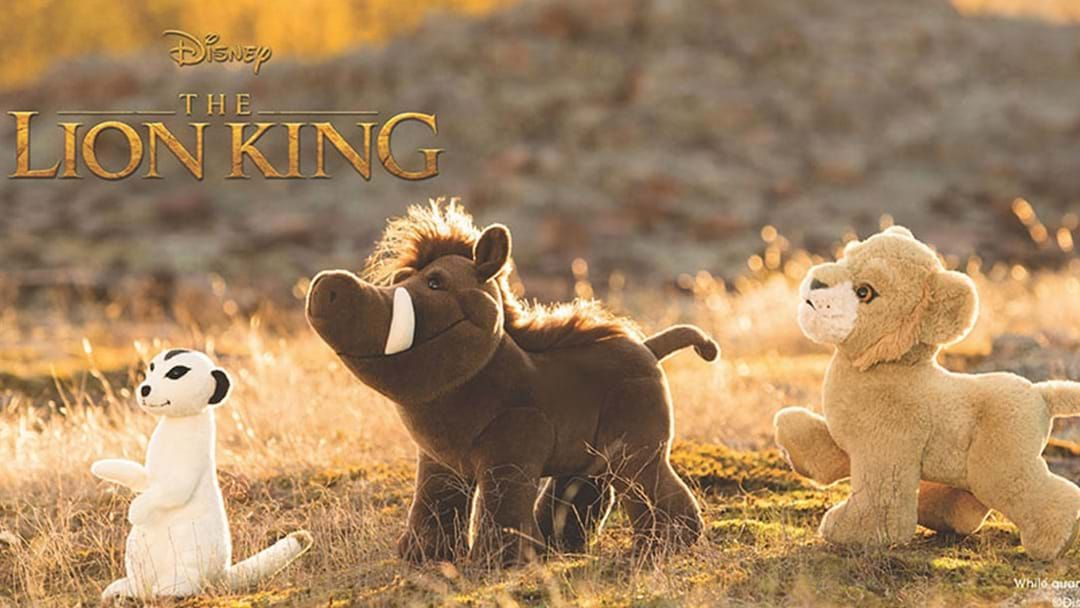 Article heading image for Build-A-Bear Have Launched An Adorable 'Lion King' Collection!
