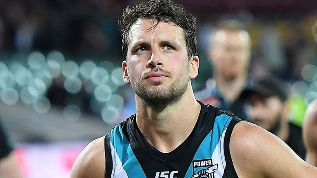 Article heading image for Travis Boak Steps Down As Port Adelaide Captain