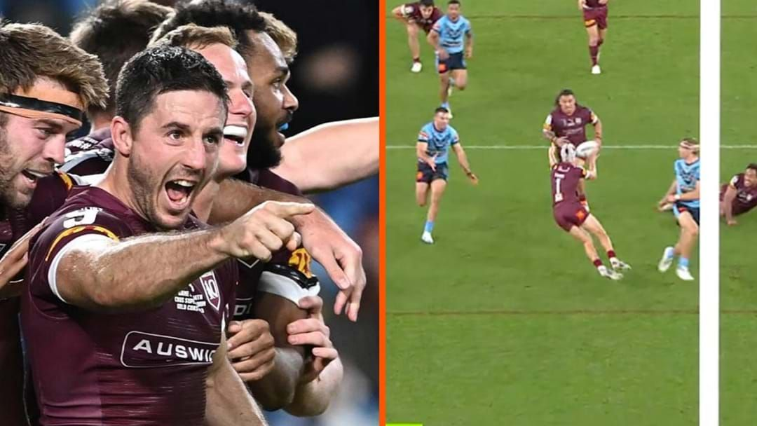 Article heading image for MG Names The Moments That Mattered Most In Queensland's Origin III Victory