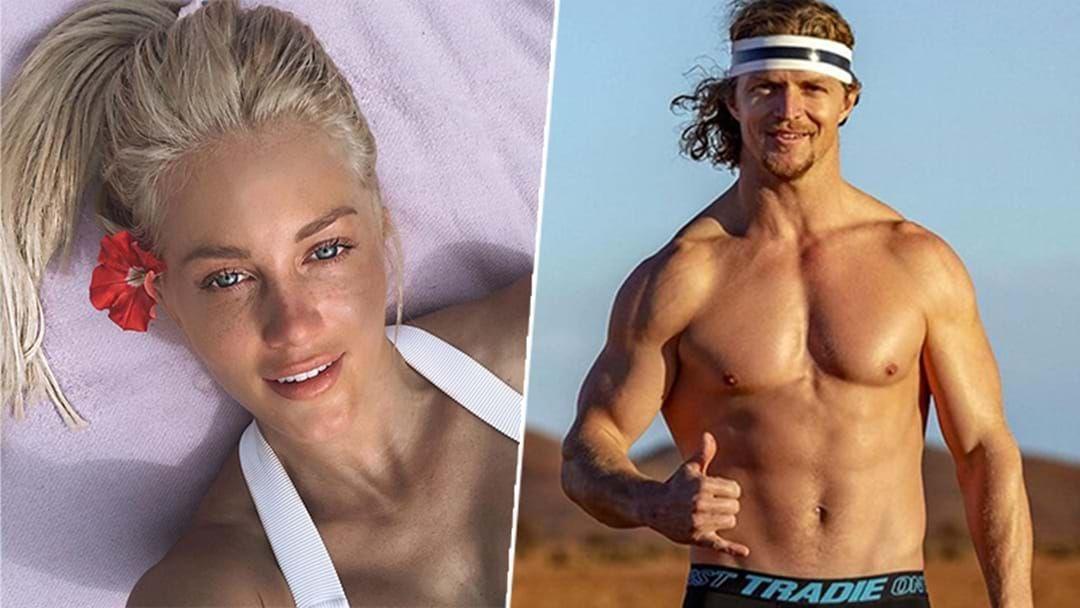 Article heading image for SAS Contestant & Former Bachelorette Ali Oetjen Confirms She's Definitely Not Dating The Honey Badger