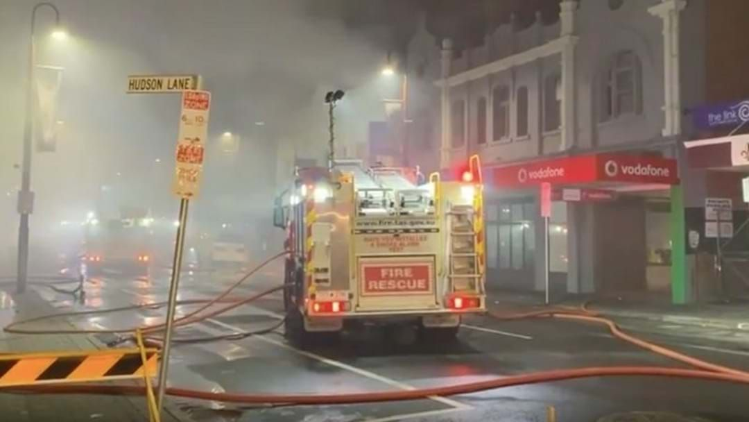 Article heading image for The Investigation Into The Brunswick Blaze Continues