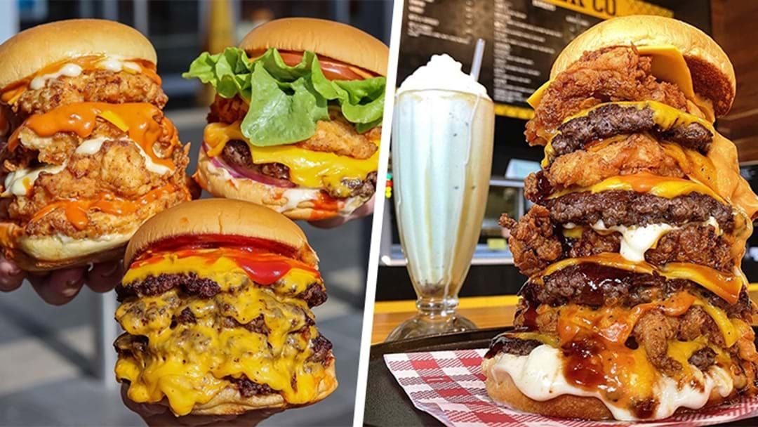 Article heading image for SA's Favourite Stacked Burger Joint Is Finally Opening In Prospect