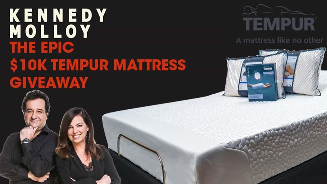 Competition heading image for Win A Mattress Like No Other!