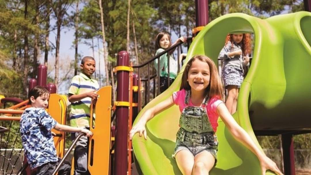 Article heading image for Gracemere Just Got A Brand New Playground!