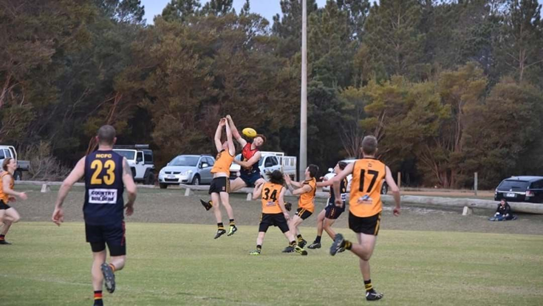 Article heading image for Two equally STUNNING, vastly DIFFERENT RESULTS from last weekends LOCAL FOOTY