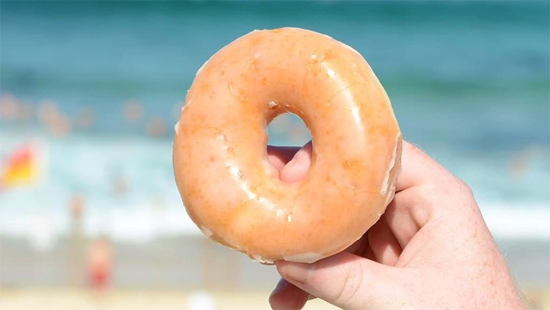 Article heading image for This Brisbane Krispy Kreme Is Giving Away 10,000 Doughnuts Tomorrow!
