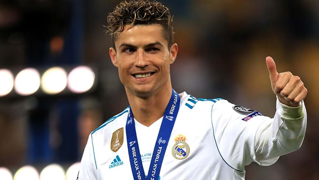 Article heading image for Ronaldo Looking For Fresh Juve Challenge