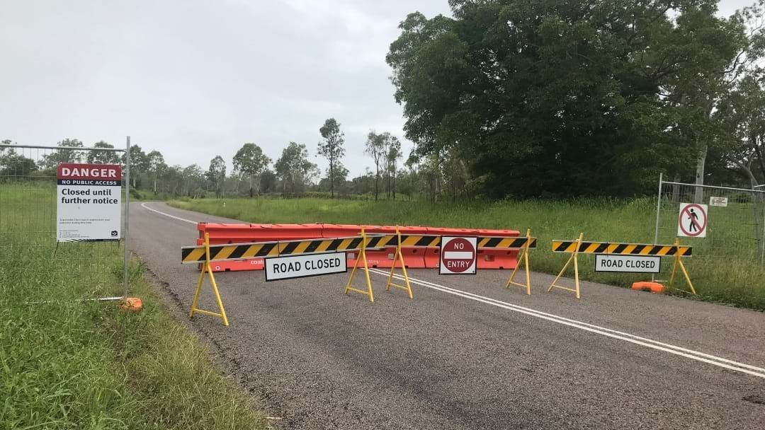 Article heading image for The Photos That Prove Alice River Bridge Will Be Closed For A While