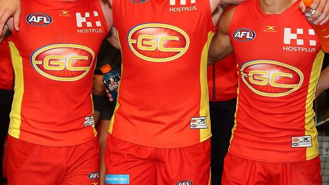 Article heading image for Streaker At Gold Coast Suns Game Yesterday
