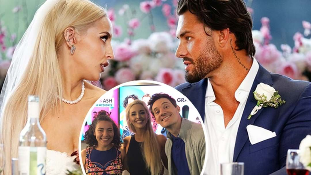 Article heading image for MAFS's Elizabeth Addresses The Rumour Of Sam & Ines Hooking Up