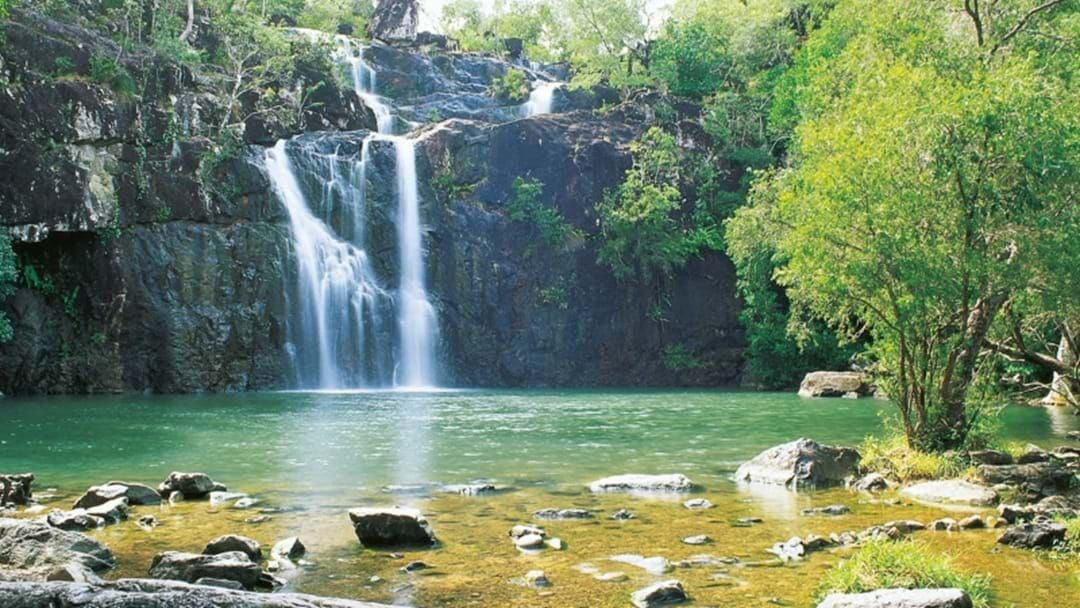 Article heading image for You Need To Visit These Swimming Holes Near Brisbane This Summer!