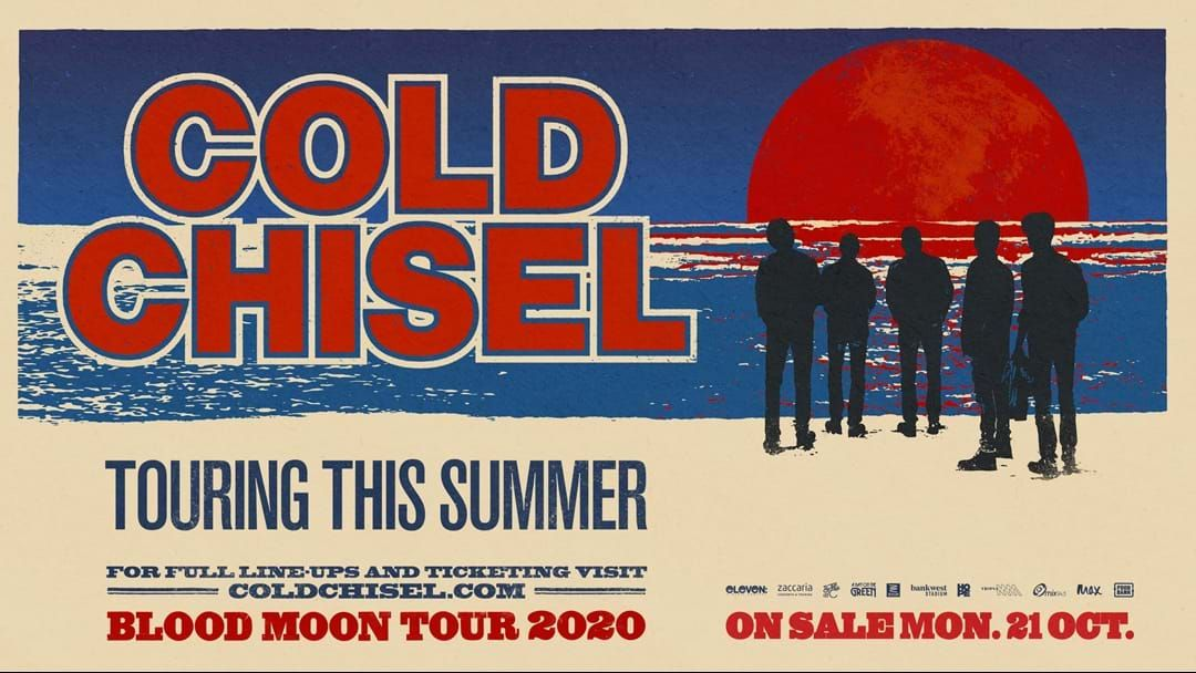 Article heading image for Cold Chisel Announce First Ever Outdoor Summer Tour
