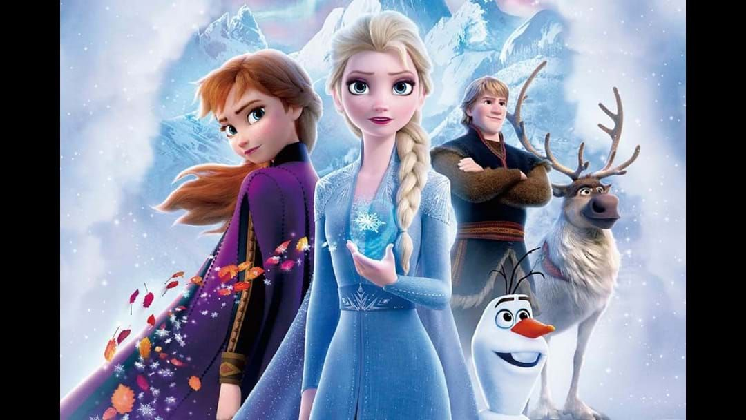 Article heading image for Frozen 2 Is Here!