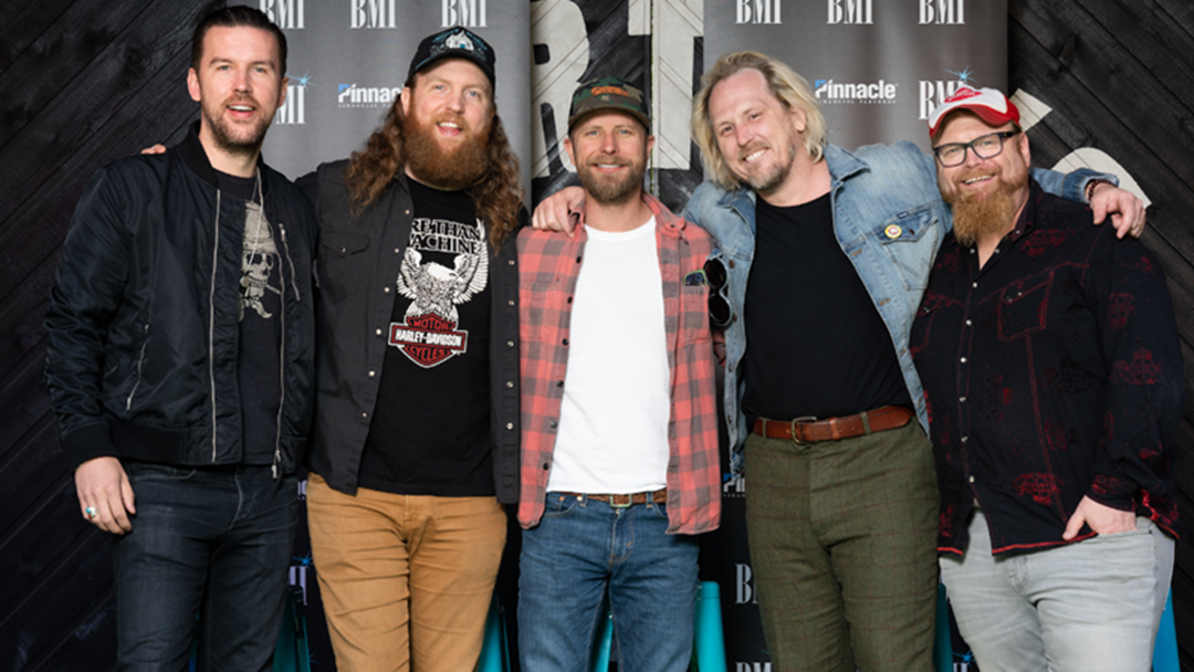 Article heading image for Dierks Bentley Celebrates 18th Career Number One!