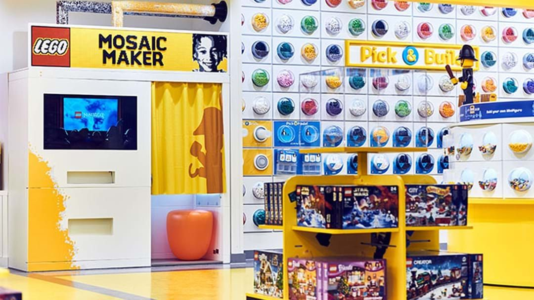 Article heading image for Sydney Is Finally Getting A LEGO Certified Store