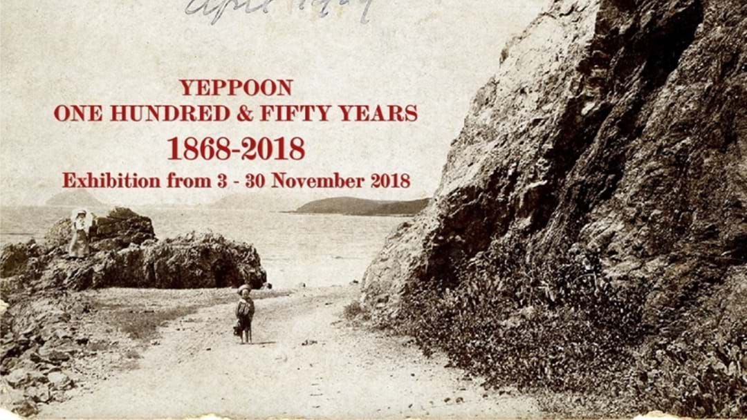 Article heading image for Go Along To Yeppoon: One Hundred & Fifty Years Exhibition This Month!