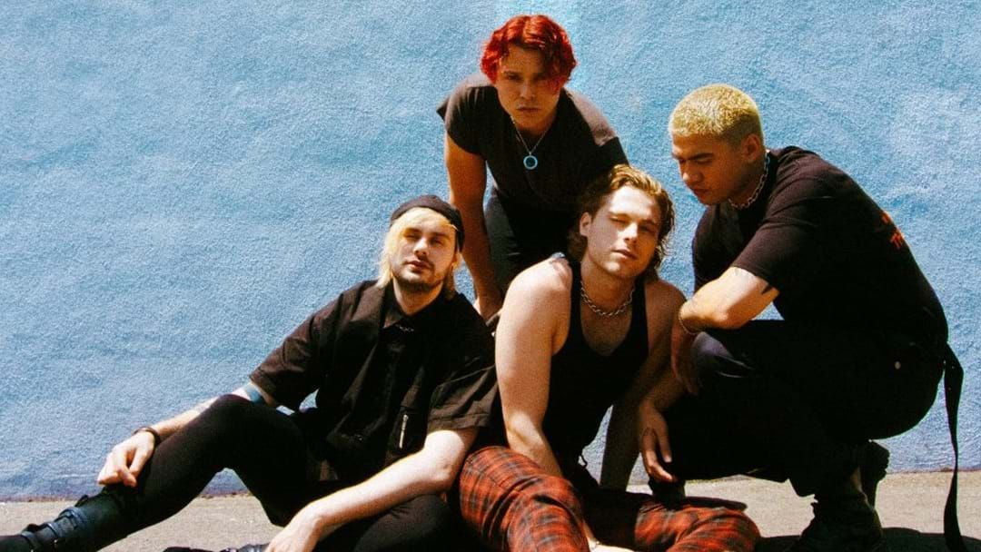 Article heading image for 5 Seconds Of Summer Have Released A Brand New Track Called 'Teeth'