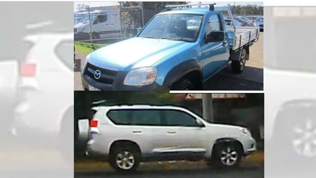Article heading image for Police Are Looking for These Stolen Vehicles