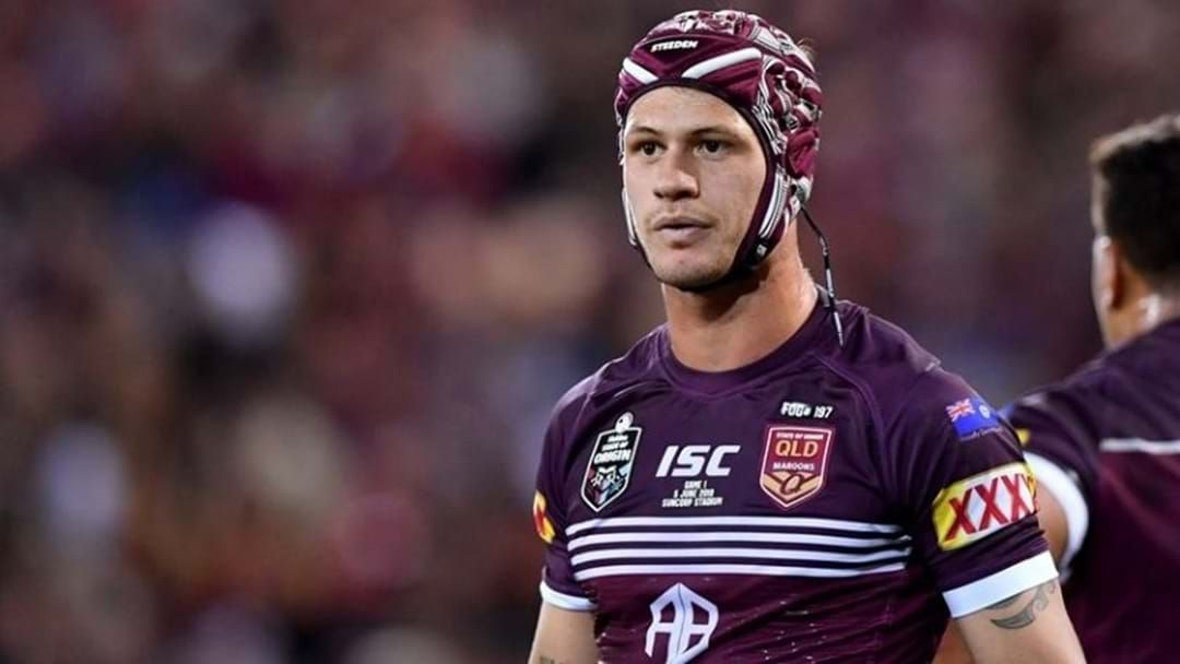 Article heading image for Queensland Without Kalyn Ponga for State of Origin Opener