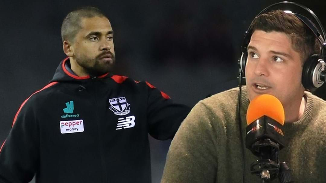 Article heading image for The Midweek Rub Discuss What St Kilda Should Do With Bradley Hill