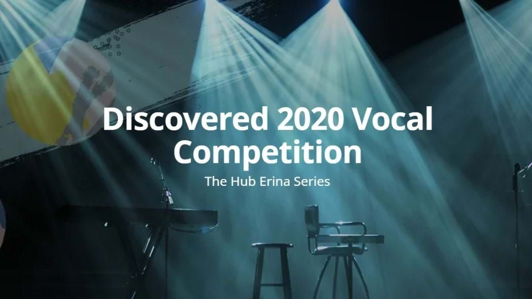 Article heading image for Discovered Vocal Competition