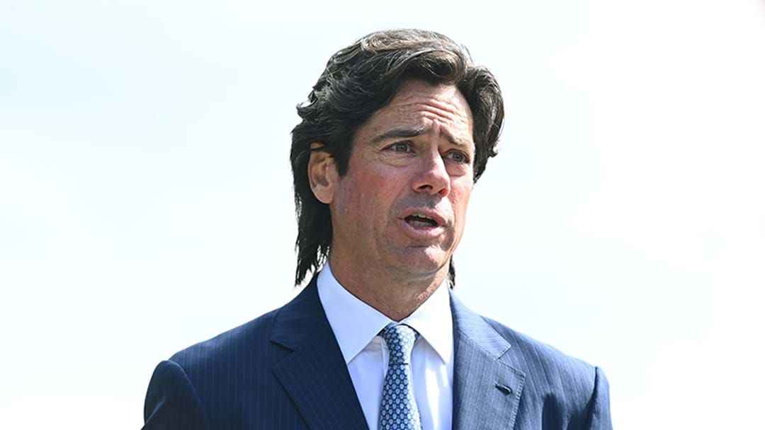 Article heading image for Gil McLachlan Addresses His Lockdown Mullet