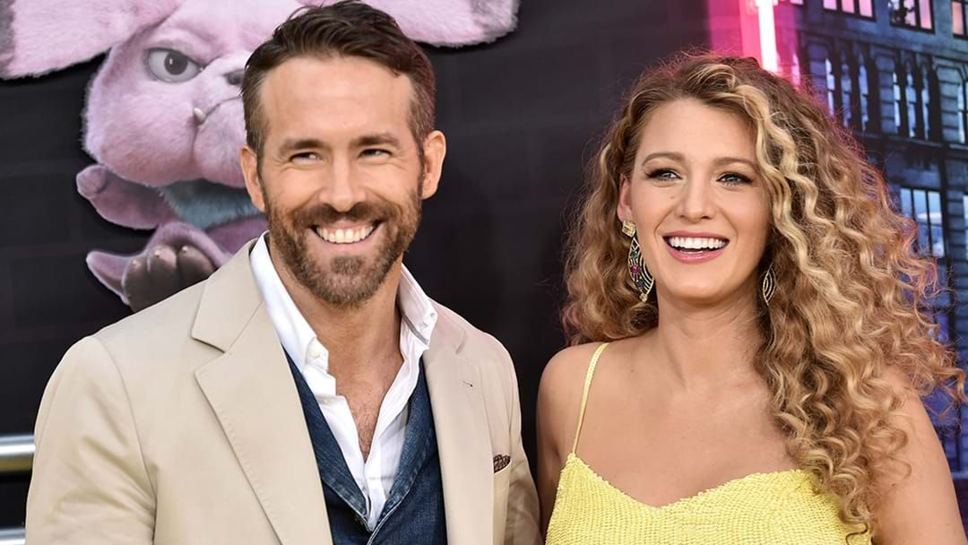 Article heading image for Blake Lively Epically Trolls Husband Ryan Reynolds… Again