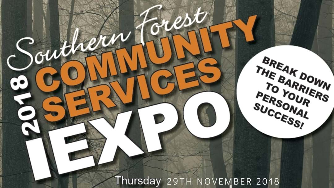 Article heading image for Southern Forrest Community Services Expo
