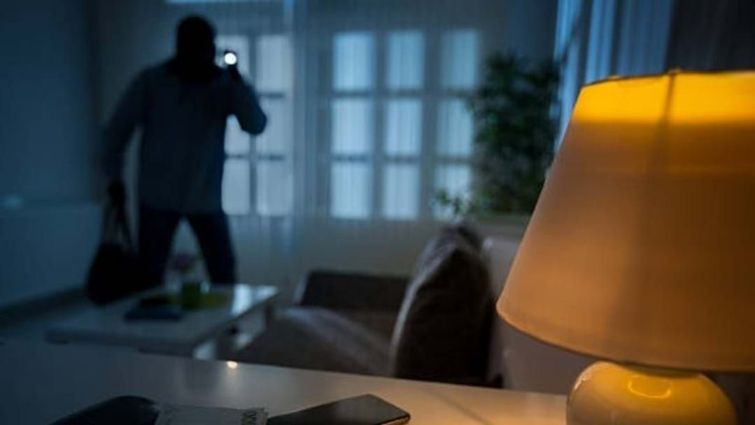 Article heading image for We Discuss What To Do If You Suspect A Burglar Is In Your Home