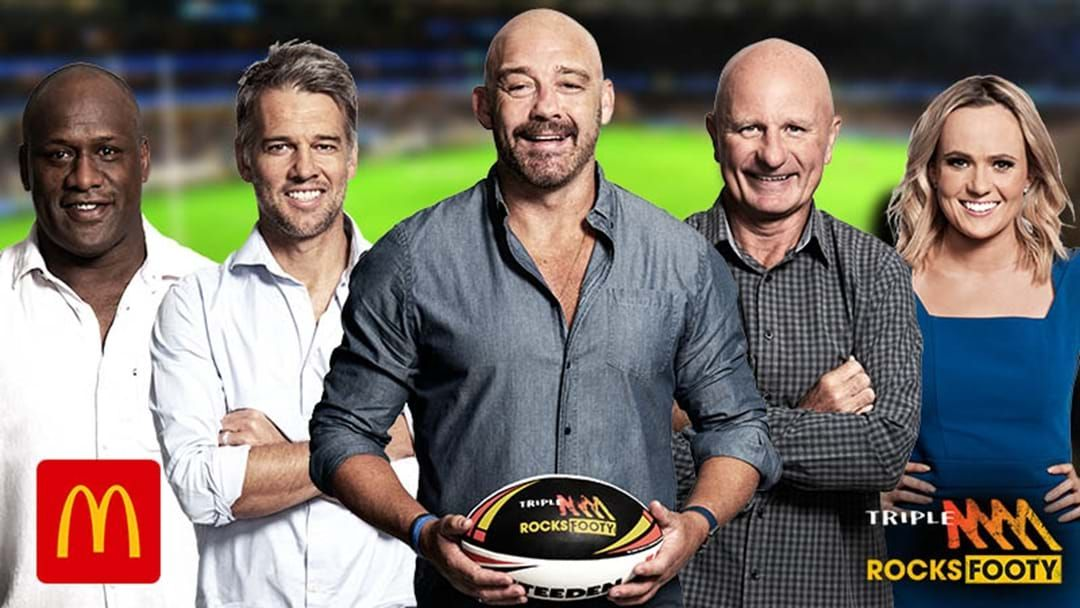 Article heading image for Triple M NRL's Round 5 On-Air Coverage & Broadcast Schedule