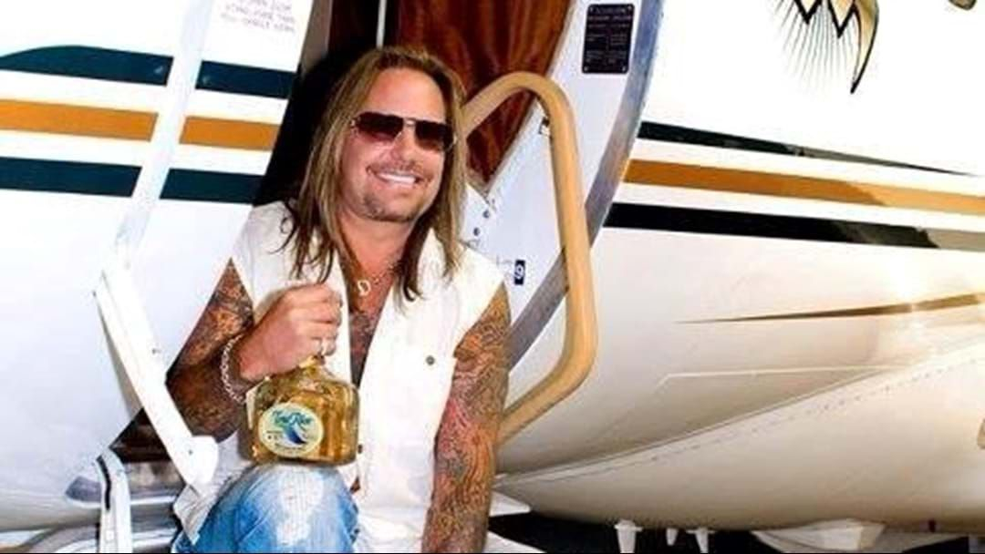 Article heading image for Mötley Crüe Frontman Vince Neil Is Obviously Back On The Booze After Sloppy Birthday Video Does The Rounds