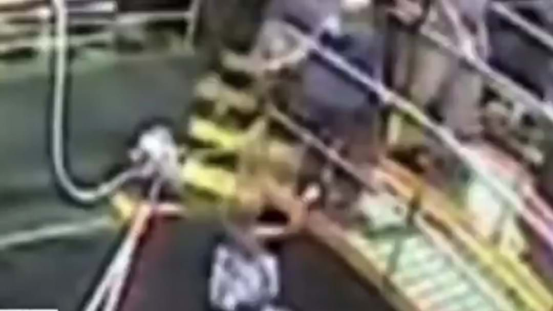 Article heading image for Video Released Showing Horrifying Moment 8-Year-Old Girl Fell Under Ferry