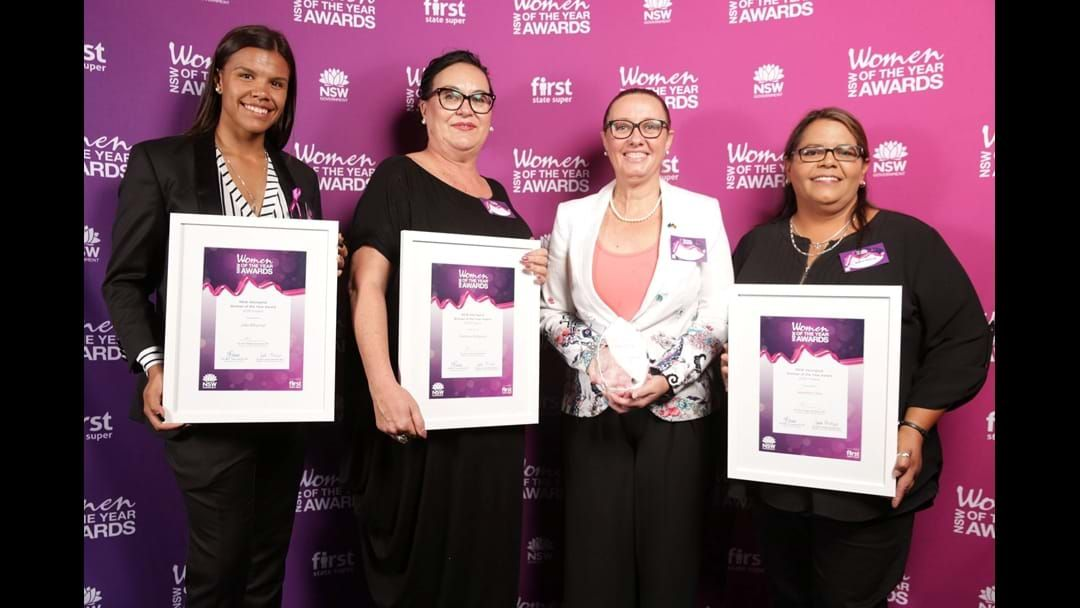 Article heading image for Faye McMillan named NSW Aboriginal Woman of the Year