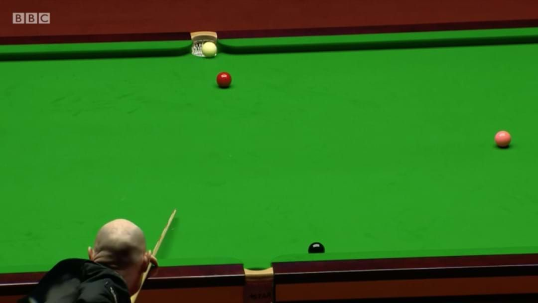 Article heading image for This Miscue At The World Snooker Championships Will Make You Feel Better About Your Own Abilities
