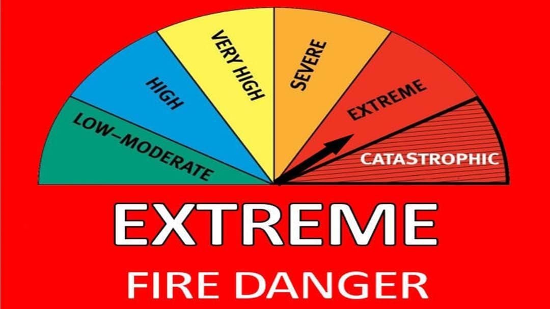 Article heading image for QFES Warns of Extreme Fire Danger in South West Qld