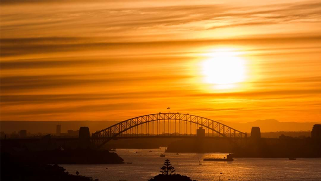 Article heading image for The Heatwave Has Arrived, Parts Of Sydney To Hit 41C This Afternoon