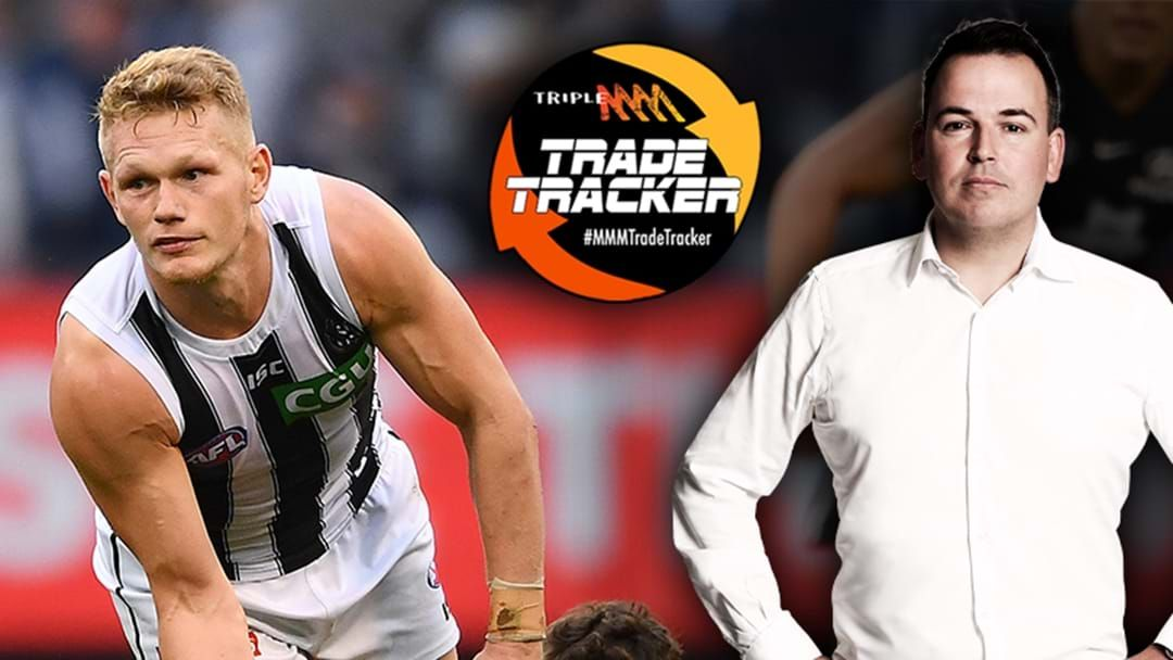 """Article heading image for Tom Browne Says Collingwood Could Be Open To Trading Adam Treloar """"In The Right Circumstances"""""""