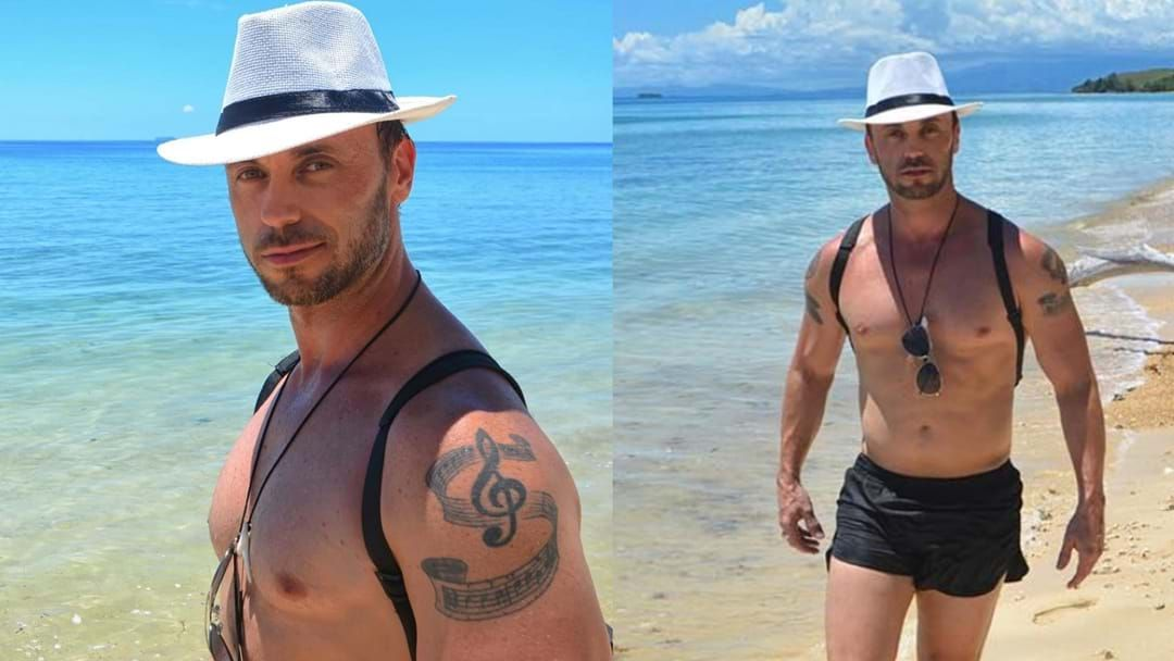 Article heading image for IMPORTANT: Former Hi-5 Star Nathan Foley Is Ripped