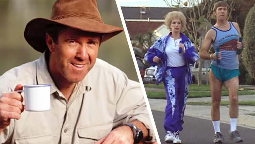 Article heading image for Glenn Robbin's Reveals He Not Only Still Has His Costumes At Home But Occasionally Wears Them