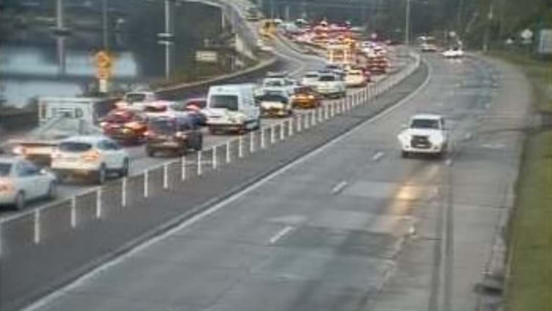 Article heading image for Truck Crash Causes Major Delays Through Hexham