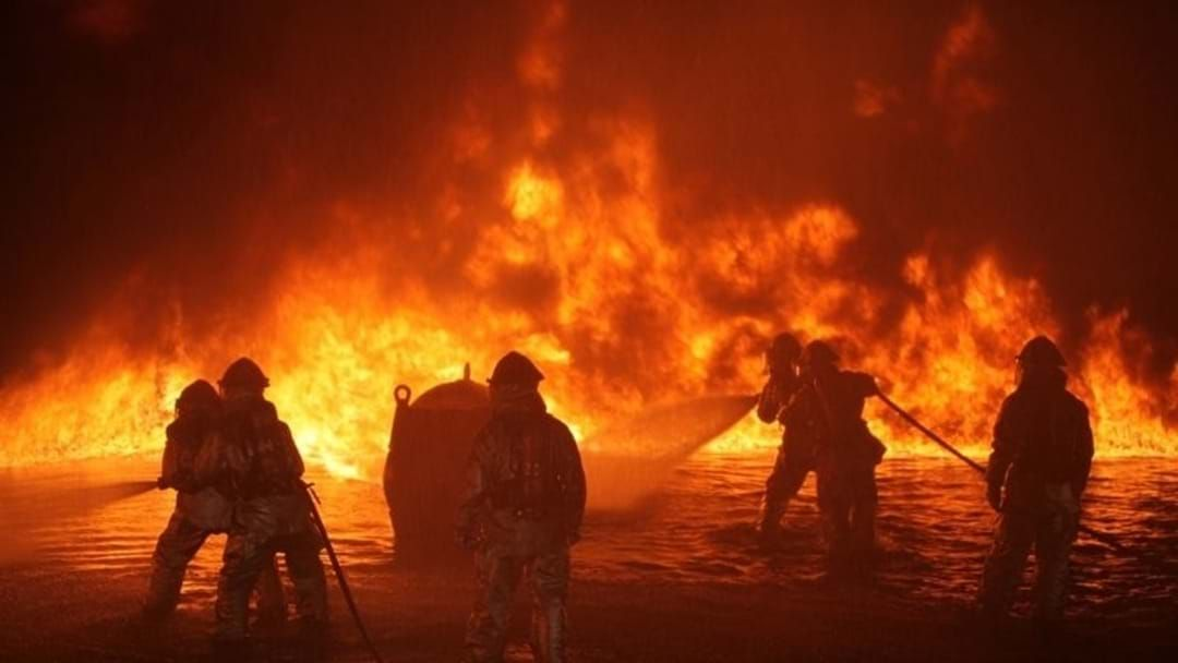 Article heading image for 80 Firefighters Called to Toxic Kooragang Island Factory Fire
