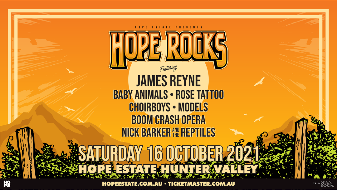Article heading image for Triple M Presents Hope Rocks