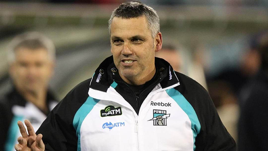 Article heading image for Jars' Mail: One AFL Club Could Pick Up Mark Williams As A Senior Assistant Coach