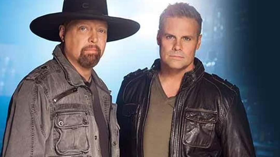 Article heading image for New Montgomery Gentry EP Set for Release Next Month