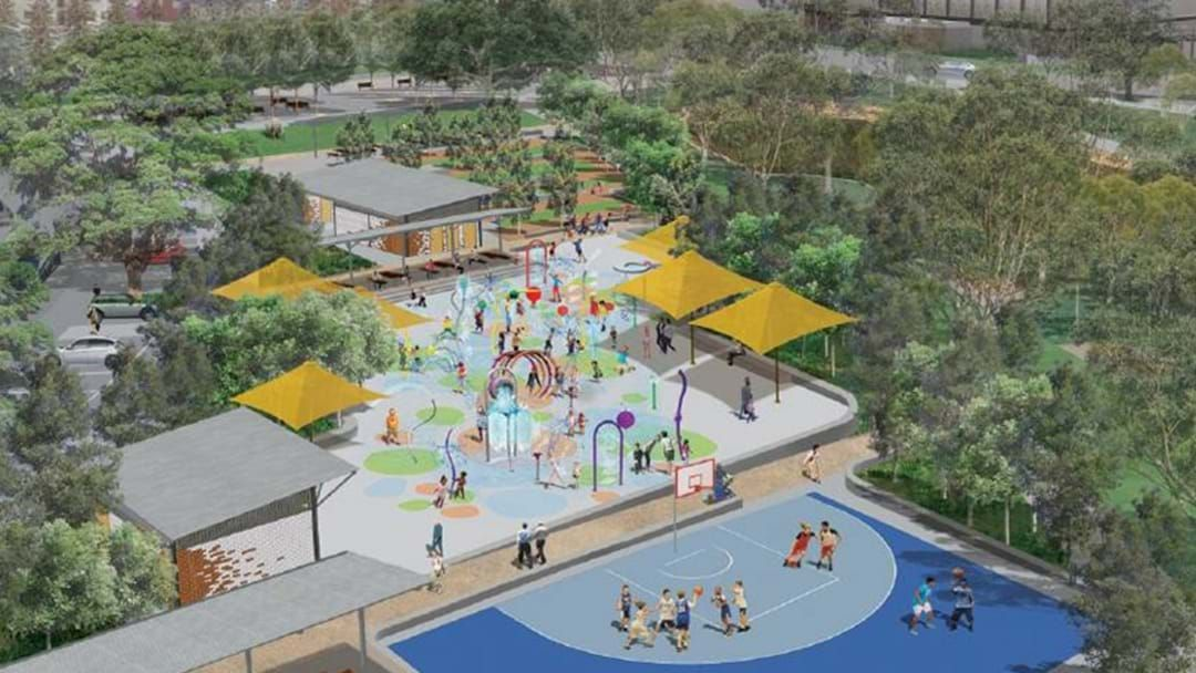 Article heading image for Sydney Is Getting A Brand New Giant Splash Park