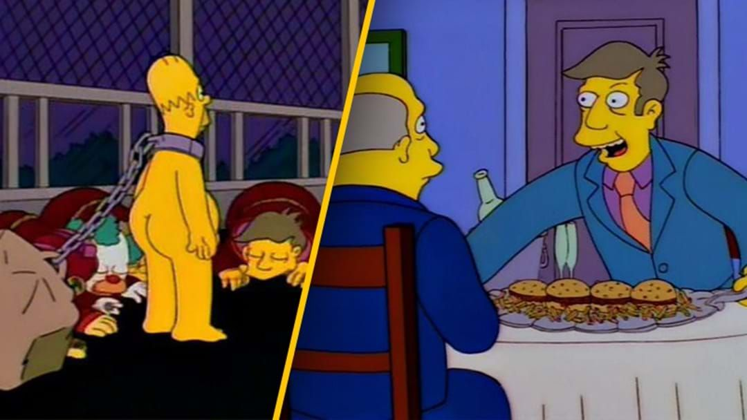 Article heading image for Triple M's Definitive List Of The Top 25 Simpsons Episodes Of All Time — 25-21